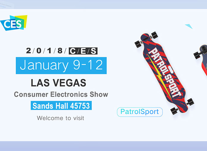 TALUER attended CES2018 in LasVegas
