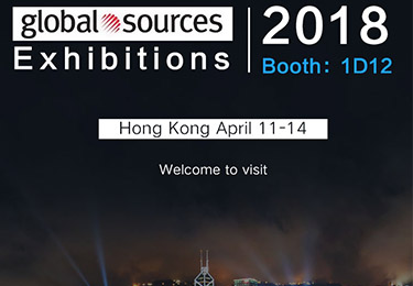 TALUER attended Globalsources in HongKong